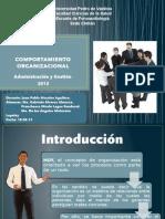 Administración y Gestión - Comportamiento Organizacional
