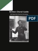 Brit Ten Choral English
