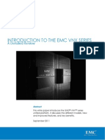 EMC Introduction on VNX