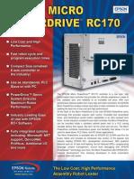 EPSON MicroPowerDrive