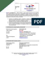 Petrosany Msds Prl-3100