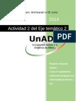 Roberto Alvarado Eje 2 Actividad 2