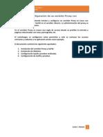 Configuracion Proxy Squid y Cortafuegos Simple en Linux