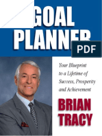 Brian Tracy Goal Planner