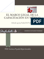 El Marco Legal de La