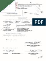 Ryan Chamberlain Complaint
