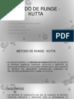 Metodo de Runge - Kutta Presentacion