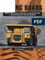 Mine Haul Road Manual
