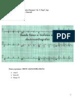 Bazele Fizice Si Biofizice Ale Electrocardiografiei