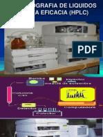 Cromatografia de Liquidos de Alta Eficacia (Hplc
