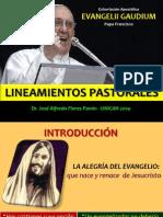 Exhortación Apostólica EG