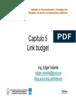 Cap 5 - Calculo de Link Budget