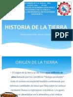 Historia de La Tierra _cegeo