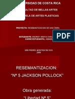 Presentación pollock