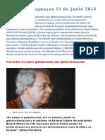 Noticias Uruguayas 11 de Junio 2014