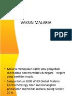 Vaksin Malaria