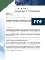 Claves Para Una Estrategia de Consumerizacion Exitosa 2012 Cisco