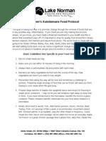 Dr. Green's Autoimmune Food Protocol