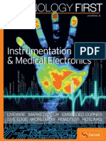 Technology First Journal - Instrumentation and Medical Electronics