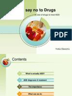 Drug Powerpoint Templates