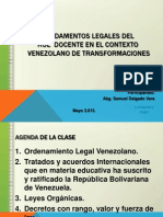 Fundamentos Legales Del