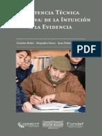 Publicaciones ATE IntuicionEvidencia