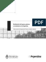 Distribucion Del Ingreso_ Pobreza y Crecimiento en Argentina