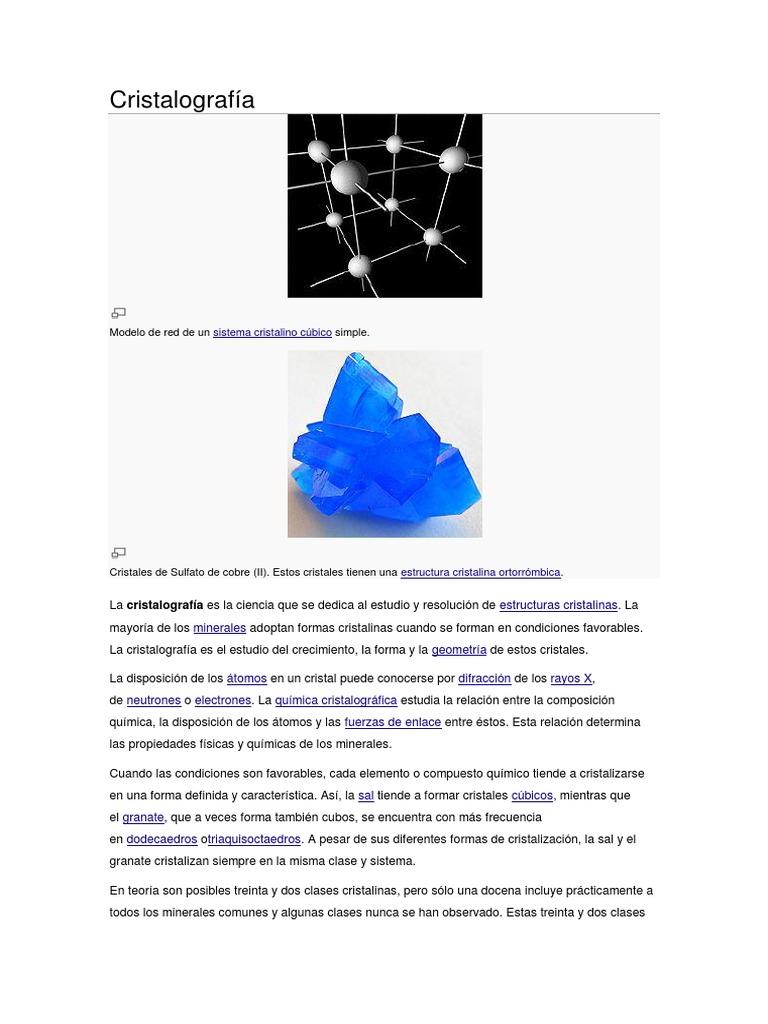 Cristalo Graf í A