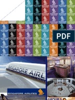 Singapore Airlines Ppt