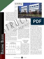 Structure Magazine - Multi-story Tilt-up Building