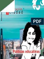 Revista09 educación y ciudad
