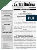 Acuerdo Gubernativo 174-2014 Exoneración Multas Del ISR