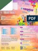 Evangelizar14-Folheto