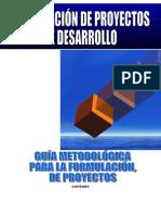 Libro Proyectos Quito