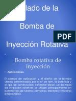 Calado de Una Bomba de Inyeccion Rotativa
