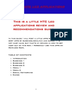 Applications Guide