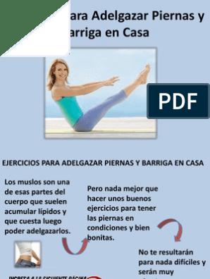 Para pdf yoga adelgazar