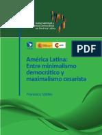 America Latina_ Entre Minimalismo Democrático y Maximilismo Cesarista