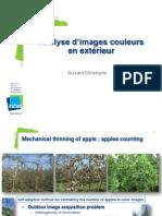Analyse Images Couleur Exterieur C Guizard SeminaireITAP Mars2013
