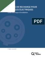 Guide-technique Instalation Borne Recharge Voiture Electrique