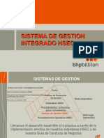Sistema de Gestion Integrado Hsec