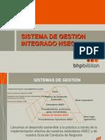 Sistema de Gestion Integrado Hsec