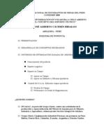Criterios de Optimizacion en La Voladura a Cielo Abierto