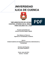 Proyecto Final Johanna Segarra Agudo