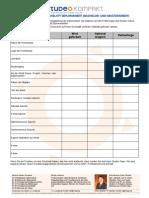Studeo Kompakt 65 Formatierung Diplomarbeit Deckblatt