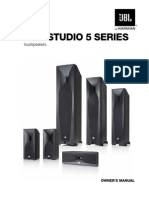 JBL® Studio 5 Series