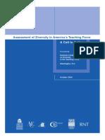 Diversity Report