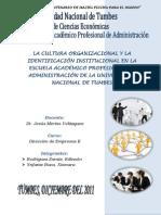 75806951 Trabajo de La Cultura Organizacional de La Escuela de Admin is Trac Ion