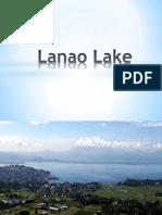 Lanao Lake