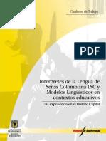 Interpretes LS Colombia
